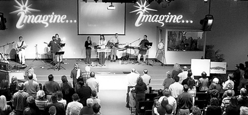 Imagine What a Church Can Do - 2002